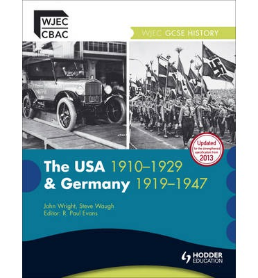 USA 1920 - 1929 WJEC Jazz Age Exam Questions by allenk - Teaching ...